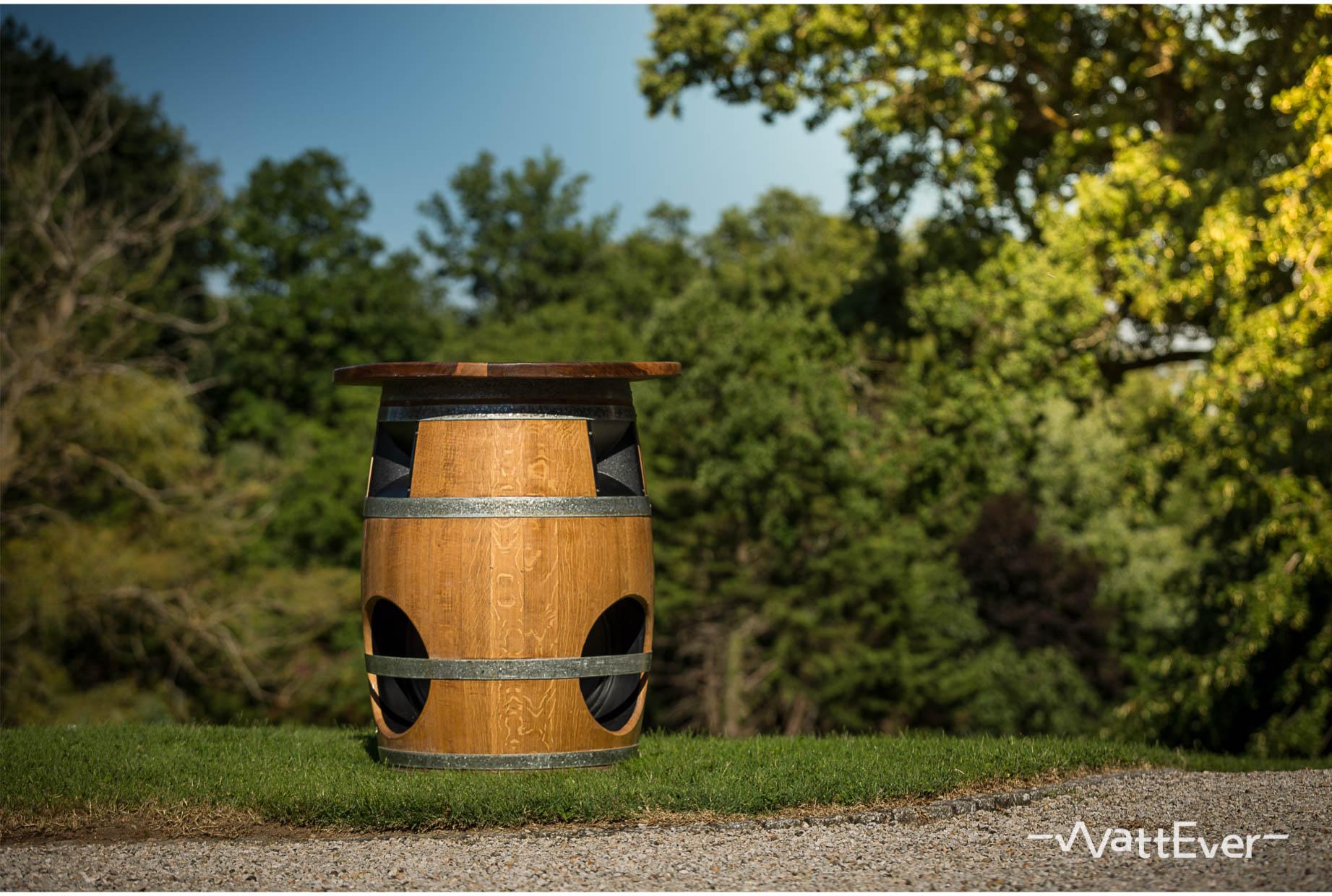 Watt Barrel 10