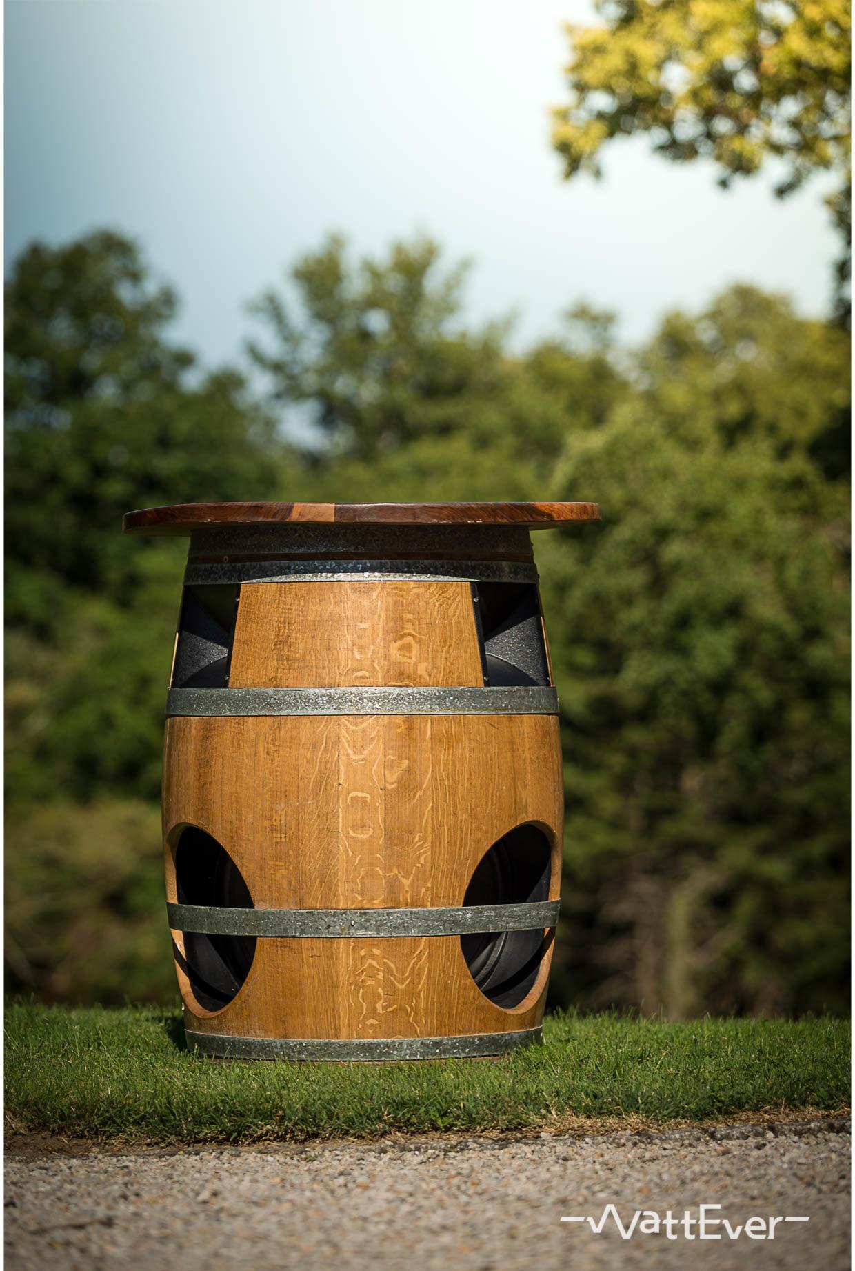 Watt Barrel 9