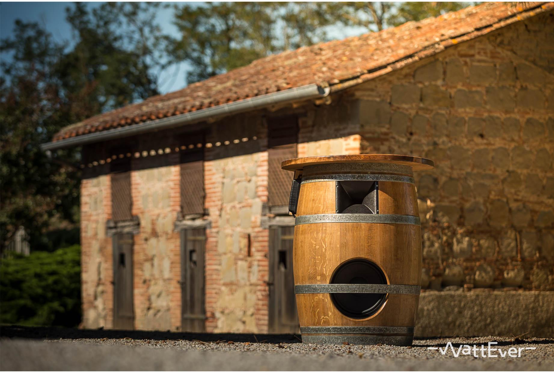 Watt Barrel 8