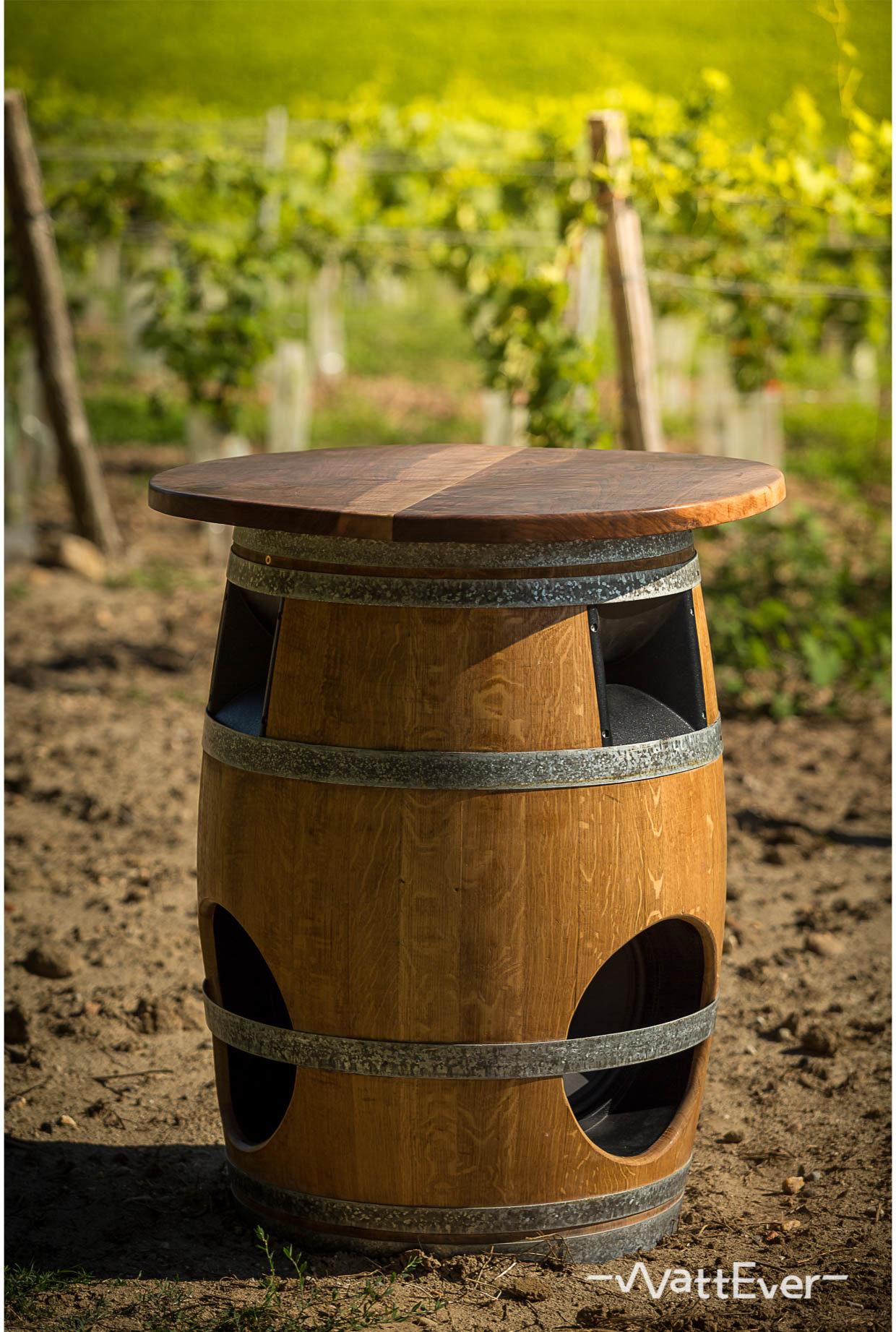 Watt Barrel 6