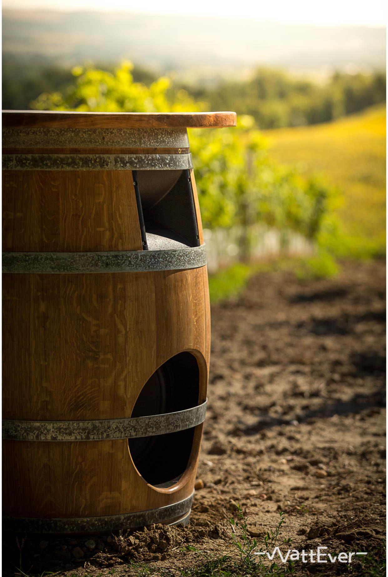 Watt Barrel 5
